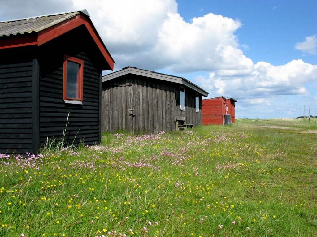 Gamle fiskerhuse