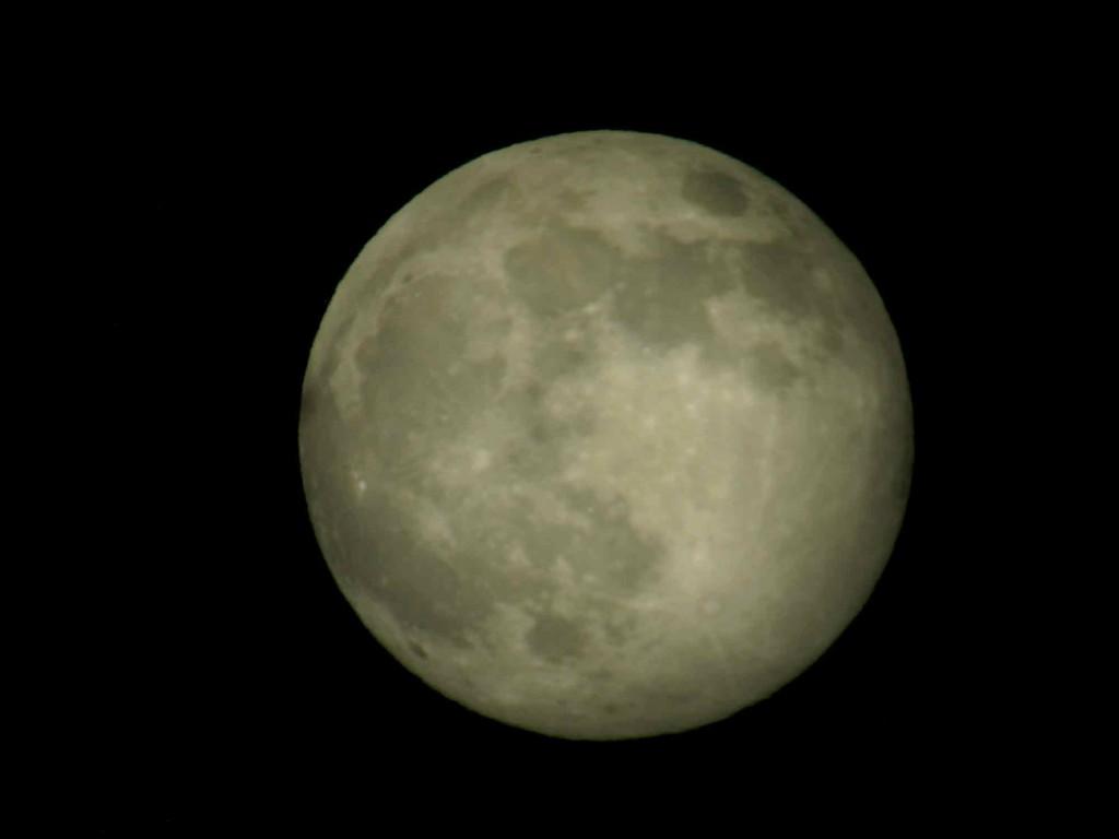 Fuldmåne sidst i april